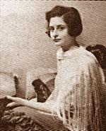 Sonia Olschanezky («Tania»), 1923-1944